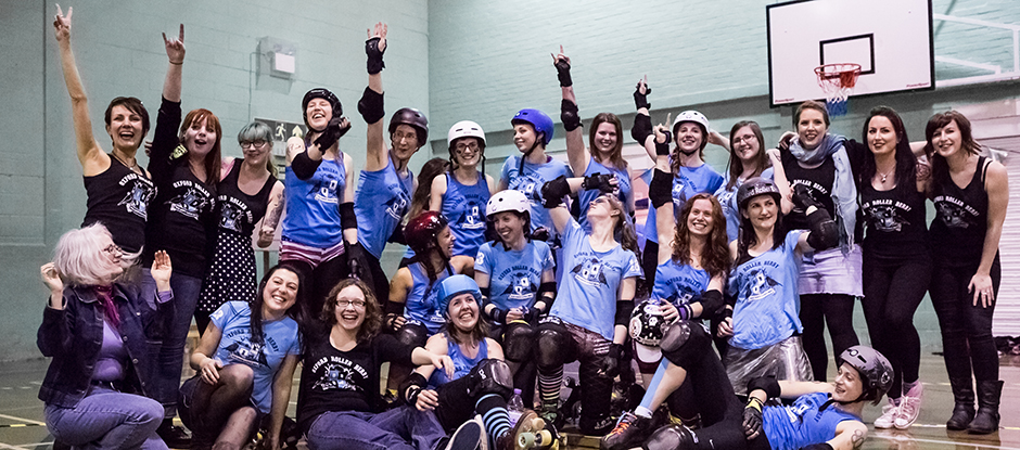 welcome to Oxford Roller Derby