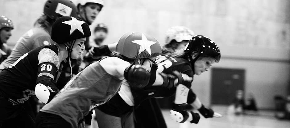 ORD vs Rebellion Roller Derby