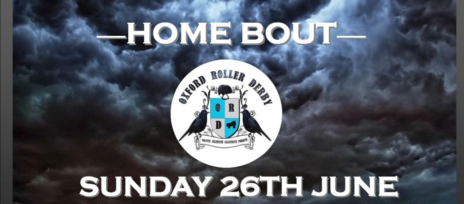 Your chance to see Oxford Roller Derby!!