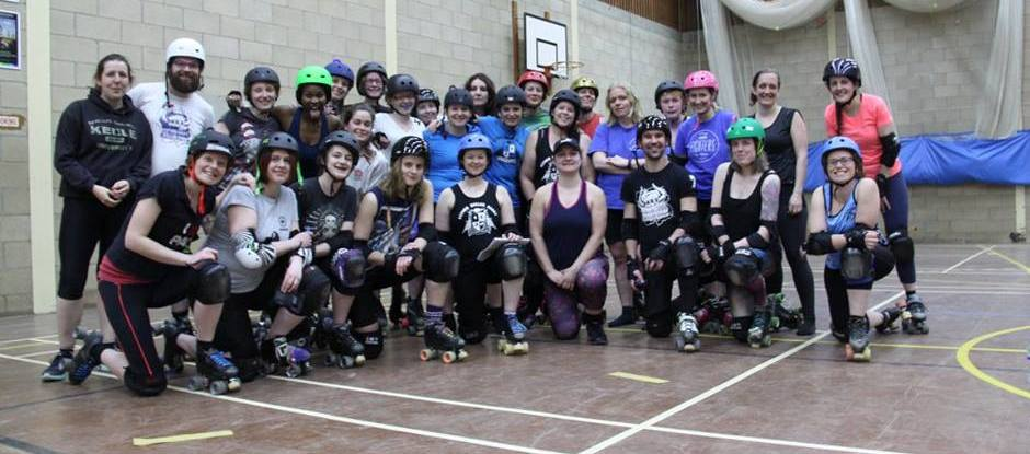 Join Oxford Roller Derby in 2017!
